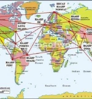 HAARP egy globális rendszer.