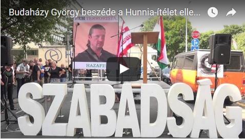 Budaházy György beszéde