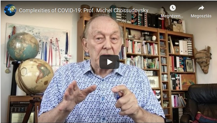 Complexities of COVID-19: Prof. Michel Chossudovsky